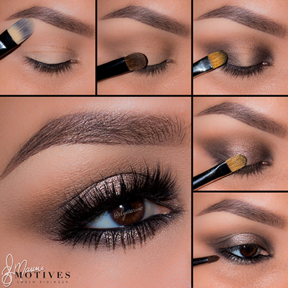 In the Nude Palette Tutorial by Ely Marino