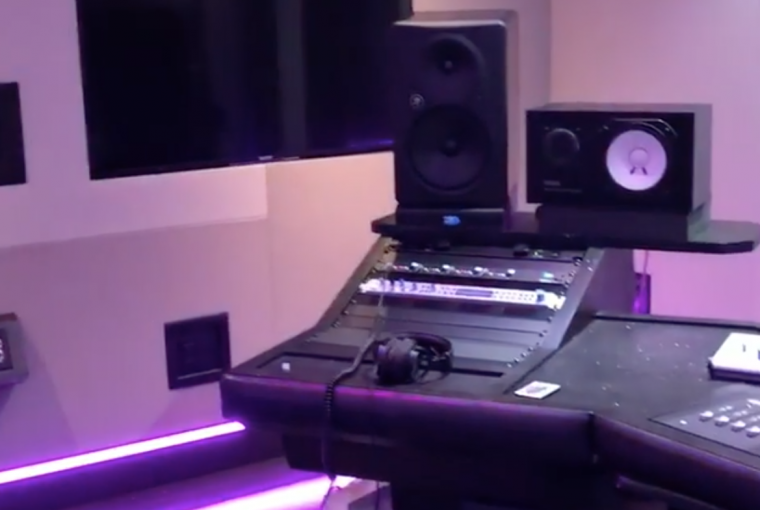 Take a Tour of Our New Home Studio Space in Greenwich