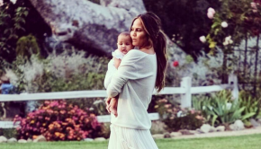 How Your Favorite Celeb Moms Celebrated Mother's Day Weekend