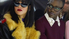 Rihanna & Lupita Nyong'o Have a Buddy Film Headed to Netflix