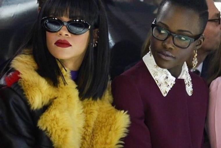 Rihanna & Lupita Nyong'o Have a Buddy Film Headed to Netflix