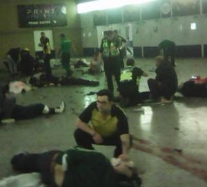 Bombing in Manchester Kills 22 at Ariana Grande Concert