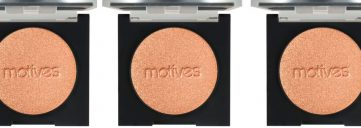 PEACH, peach makeup products, motives, motives cosmetics