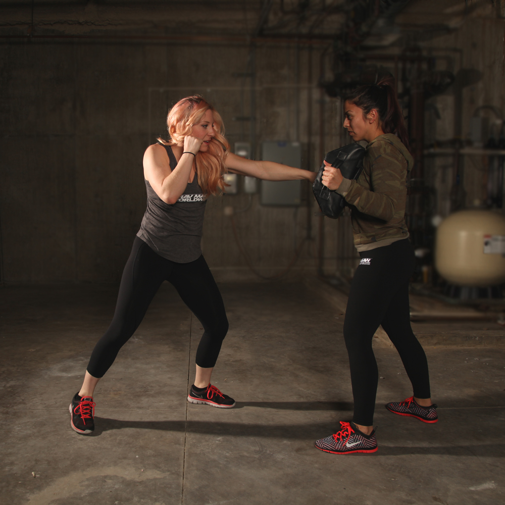 Self-Defense Experts Share Tips for Women