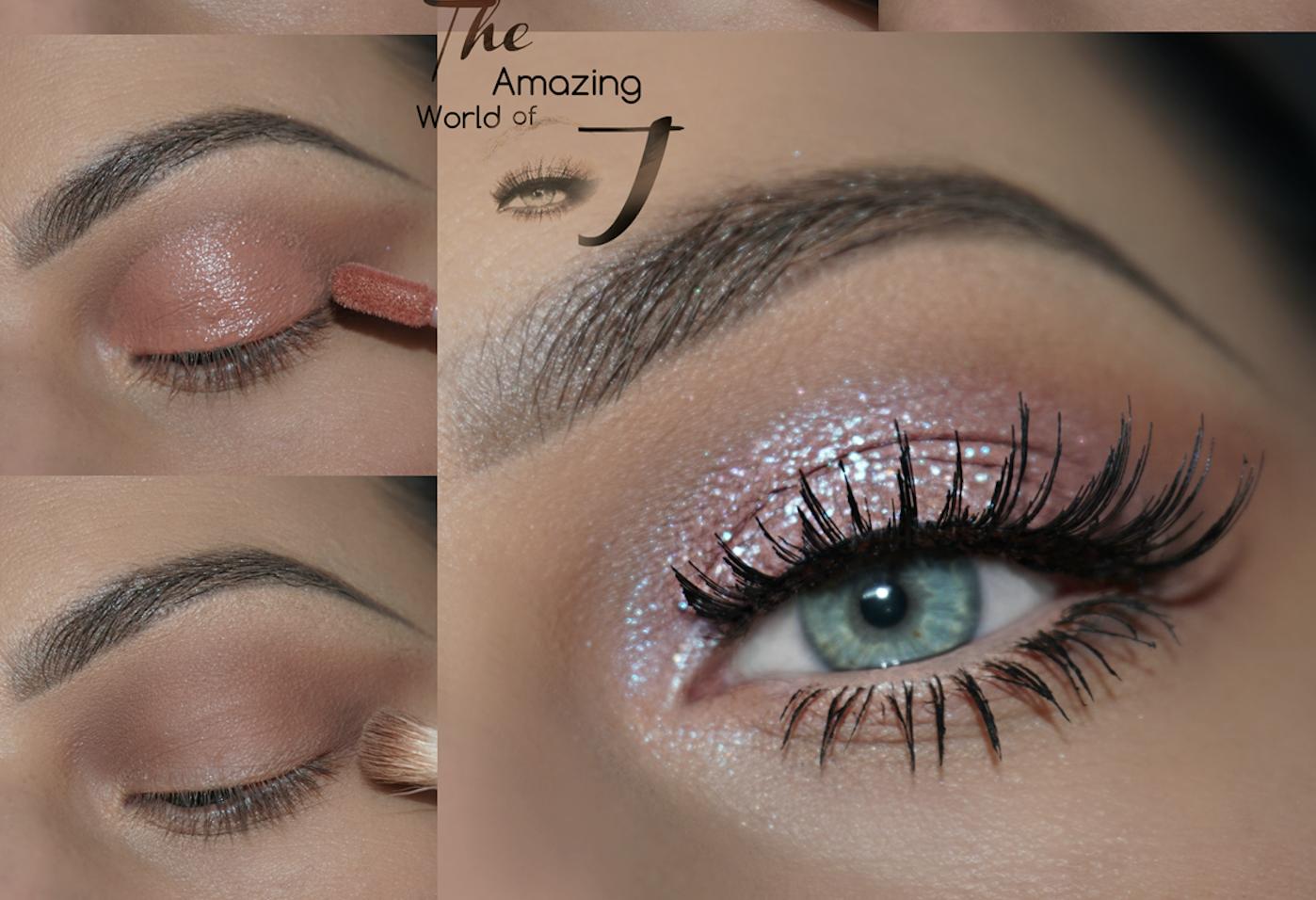 Get The Look With Motives®: &Quot;Starshine&Quot; Makeup Tutorial - Loren&039;S World - Makeup Tutorials