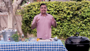 MasterChef Judge Aaron Sanchez Gets You Ready for Summer Grilling