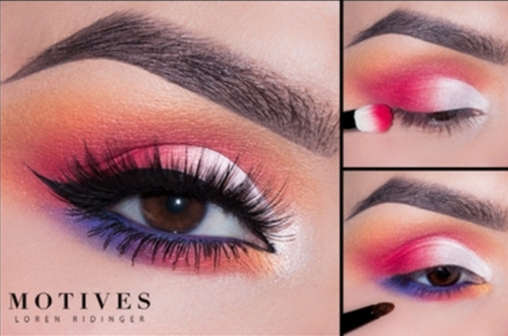 """Get the Look with Motives: """"Party Animal"""" Makeup Tutorial by Ely Marino"""