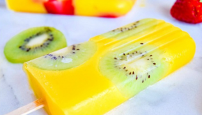 Stay Cool With Homemade Popsicles
