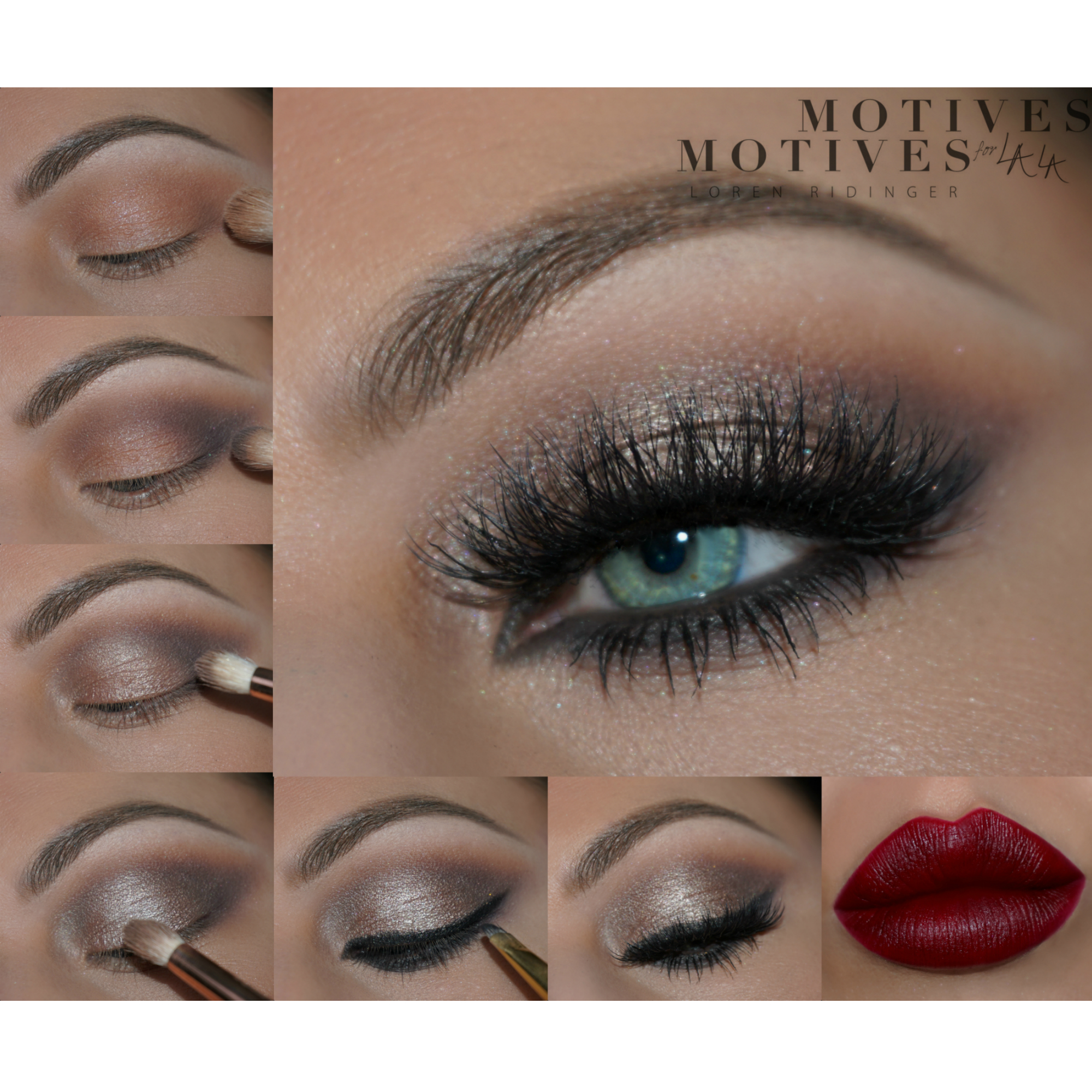 510adc5a8 4 Makeup Tutorials to Pin   Try ASAP with Motives® - Loren s World