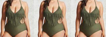 swimsuit, plus size, gorgeous, plus size, forever21, curve,