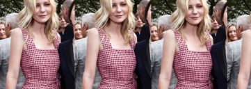 kirsten dunst, kirsten, celebrity style, style musr, fashion muse, the beguiled