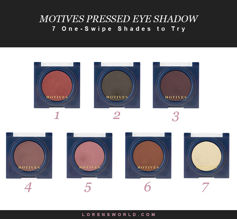 7 Motives Eye Shadows to Try This Summer