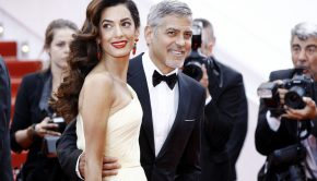 George & Amal Clooney Welcome Twins