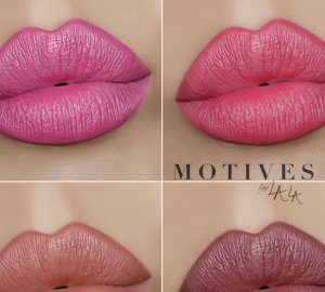 Shop the Post: Motives for La La Lip Pencils