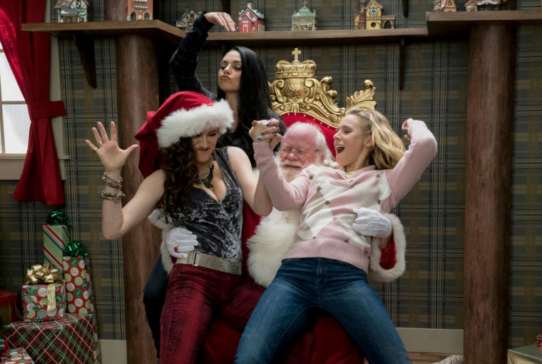 "Watch the Trailer for the ""Bad Moms"" Holiday Sequel"