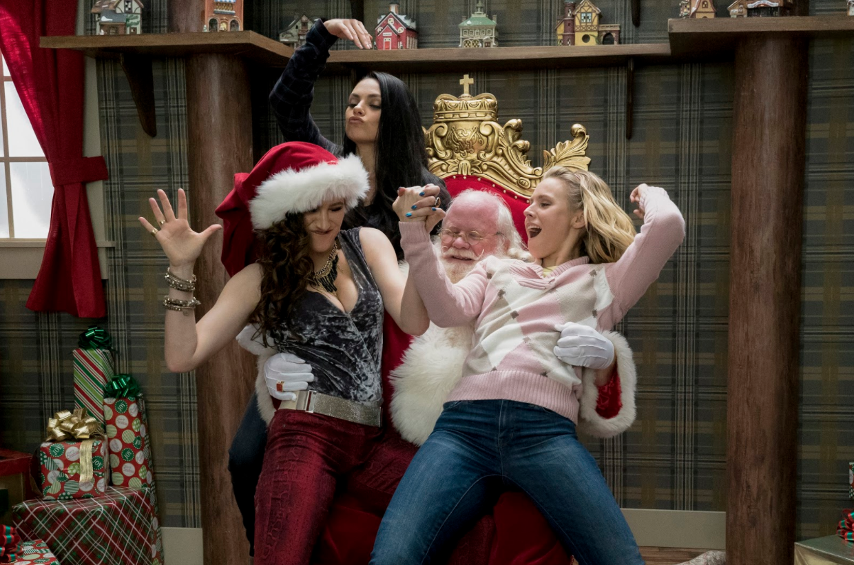"""Watch the Trailer for the """"Bad Moms"""" Holiday Sequel"""