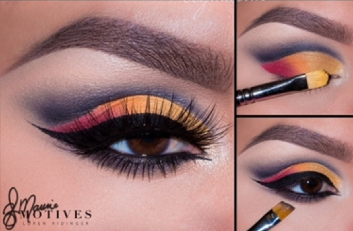 """Sunrise"" Makeup Tutorial with Motives Cosmetics"