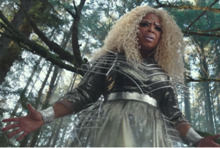 A Wrinkle In Time Movie Trailer First Look