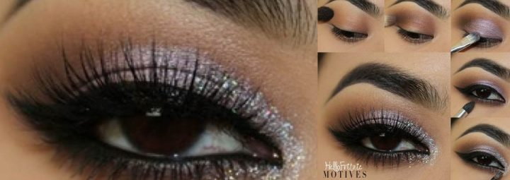 glitzy, night out, get the look, motives, motives cosmetics, shop the look, get the look