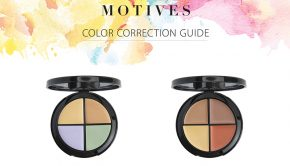 Color Correction Made Easy: A Makeup Guide by Motives