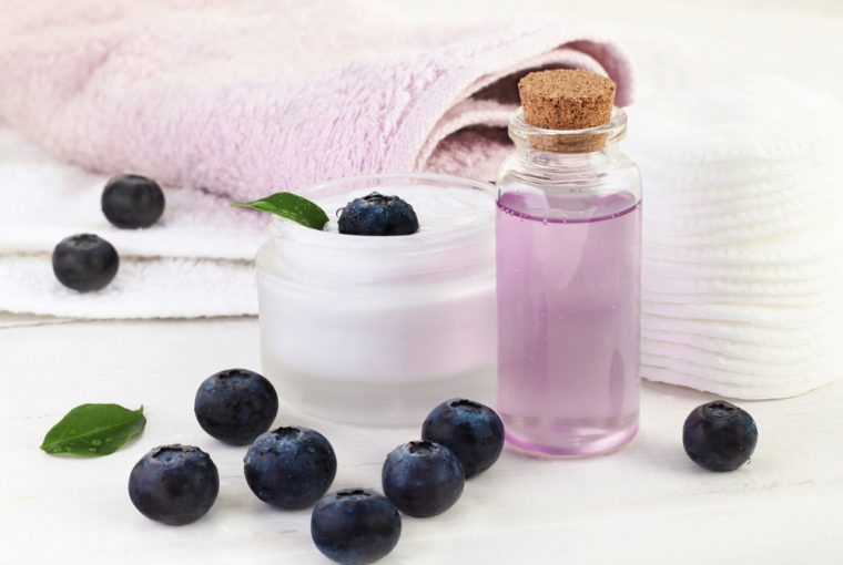 The Beauty Benefits of Blueberries