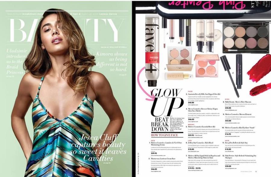 7 hues magazine, beauty, motives, motives cosmetics, beauty life and beauty, press, brands