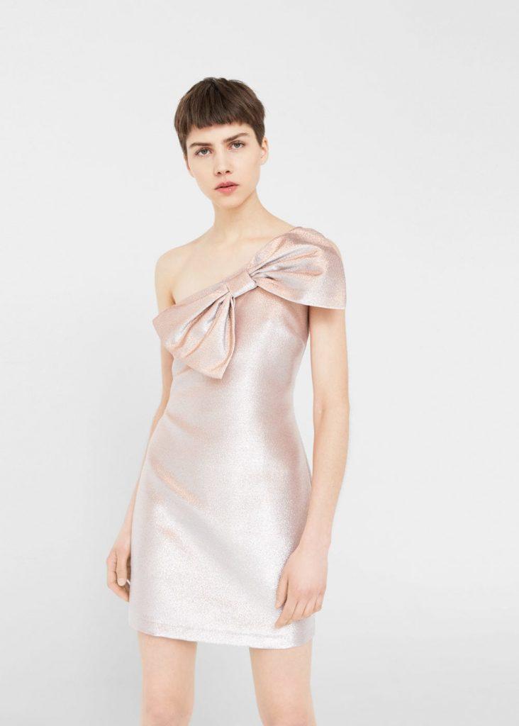 metallic, metallic dress, metallic trend, night out, fun night out, celebrity style, fashion finds