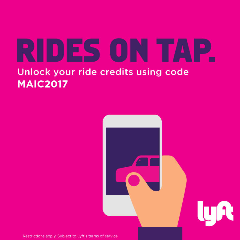 ma, maic, ma25years, 25 years, maic, maic 2017, uber and left promos