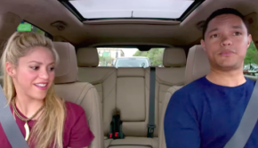 entertainment, carpool karaoke, shakira, trailer, show, new show, celebrity, entertainment