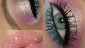 unicorn, motives, motives cosmetics, tutorial, amazing world of j