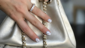 loren, loren's world, marble nails, marble, amber ridinger, amber