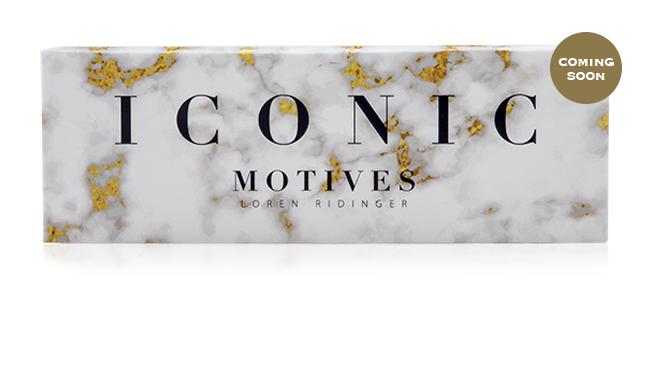 iconic, iconic palette, motives, motives cosmetics, motives®, palette, beauty, health and beauty, brands