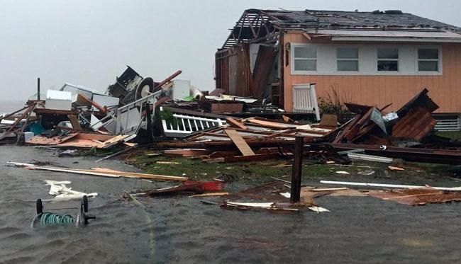 hurricane harvey, devastates, texas, houston, category 4, news