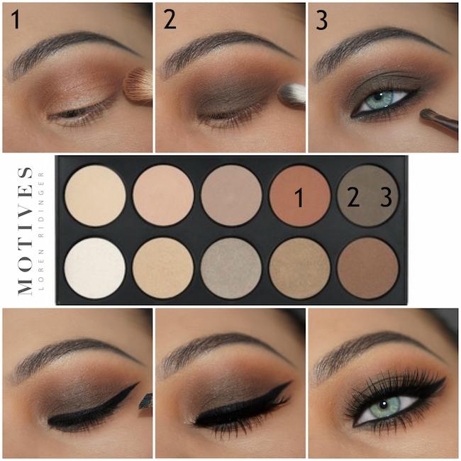 demure 2, demure, eyes, lips face, eyes and lips, demure, motives, motives® cosmetics