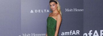 hailey baldwin, celebrity style, gucci, fashion week, celebrity style, milan fashion week