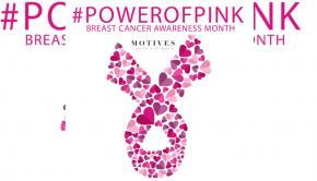 power of pink, #powerofpink, motives®, motives® cosmetics, loren ridinger, la la anthony