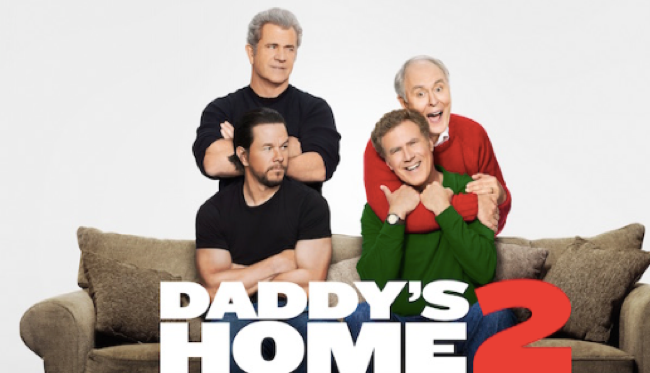 "daddy's home, FIRST LOOK: ""Daddy's Home"" 2 Trailer, will ferrel, mark wahlberg, movie, entertainment"