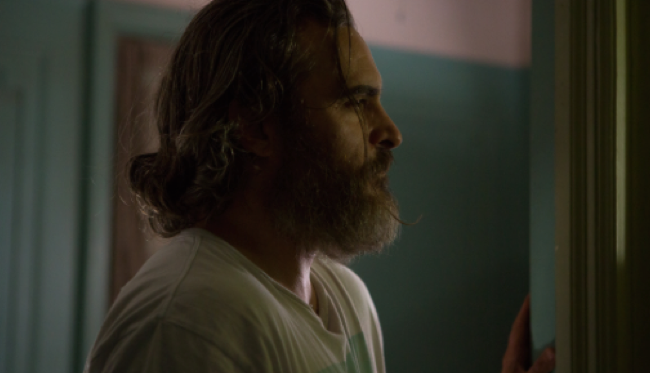 "FIRST LOOK: ""You Were Never Really Here"" Trailer, entertainment, Joaquin Phoenix"