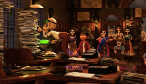 coco, trailer, pixar, disney, first look, entertainment