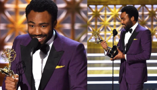 Emmy 2017 Highlights: Get the Full List of Winners Here, Donald glover