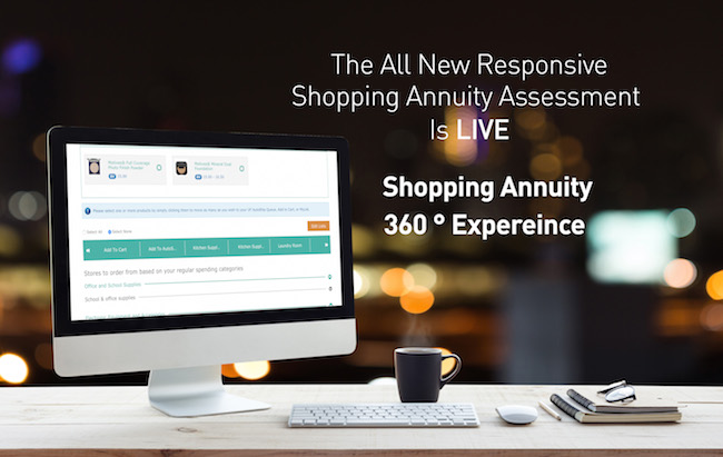 New Shopping Annuity Assessments are Live, ufo, unfranchise owner, unfranchise business