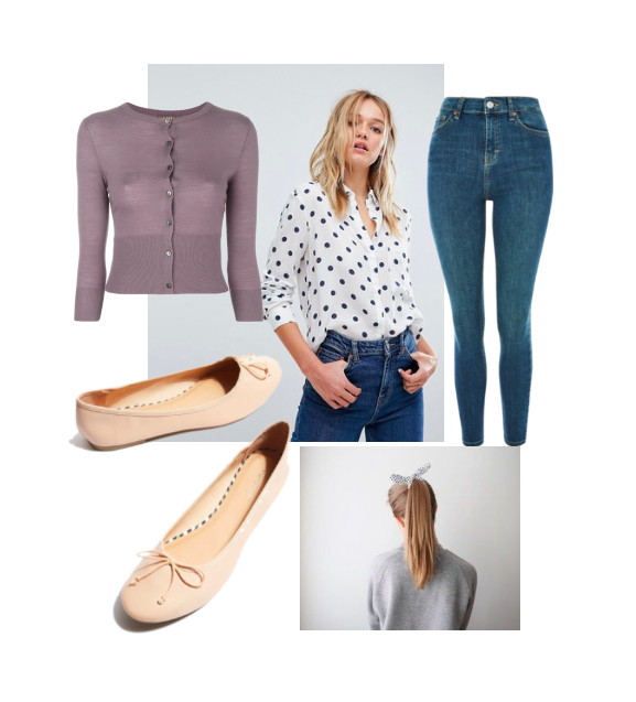 Get The Look For Halloween Betty Cooper From Riverdale Loren S World