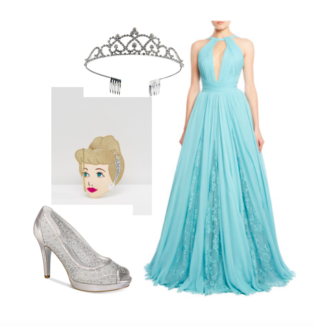 cinderella, costume, halloween, fashion finds, Get the Look for Halloween: Cinderella