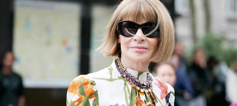Anna Wintour's Style Rules, who what wear, anna, anna wintour