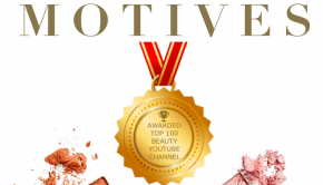 motives® cosmetics, motives®, beauty, youtube, youtube channel, Motives® Cosmetics Ranked Top 100 Youtube Channel