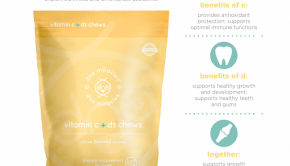 DNA Miracles® Vitamin C + D3 Chews, amber ridinger, duane mclaughlin, chews
