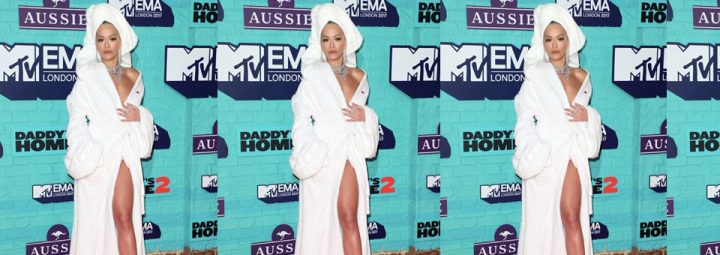 rita ora, emas, The Best Dressed at the 2017 EMAs, celebrity style, style red carpet red carpet style