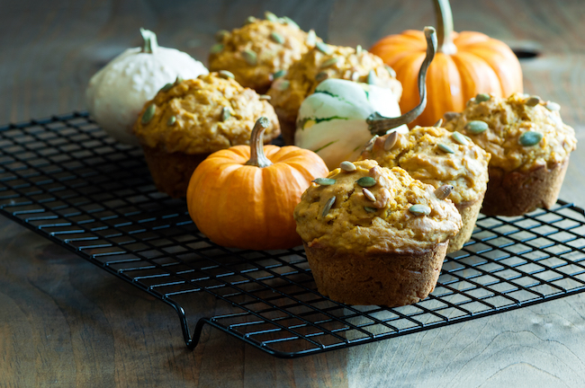 Guests Will Be Asking for This Recipe for Thanksgiving, thanksgiving, muffins, recipe