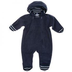 navy stripes wind onesie newborn