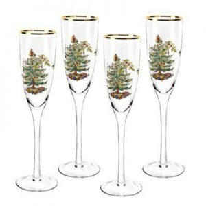 christmas decorations glasses